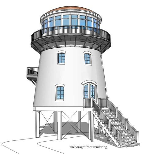 lighthouse house plans lighthouse blueprints related
