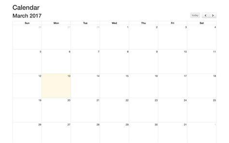 create calendar codeigniter calendar