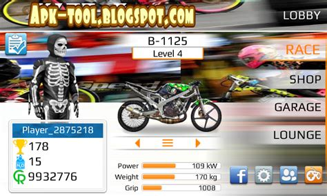 mod game drag racing indonesia drag bike mod motor indonesia v2 apk mod terbaru 2018