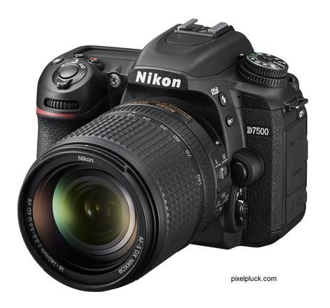 nikon 4k nikon d7500 announced 4k expeed5 8fps iso 51200