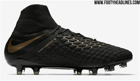 Gamis Black Gold special edition black gold nike hypervenom phantom 3
