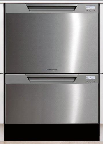Fisher Paykel Drawer Dishwasher by Two Drawer Style Dishwashers Fisher Paykel
