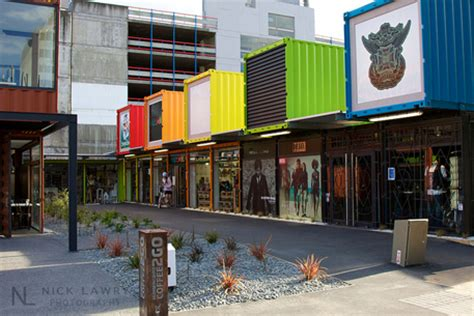 start business from home town of paradise home benefits christchurch pop up container mall may stay on
