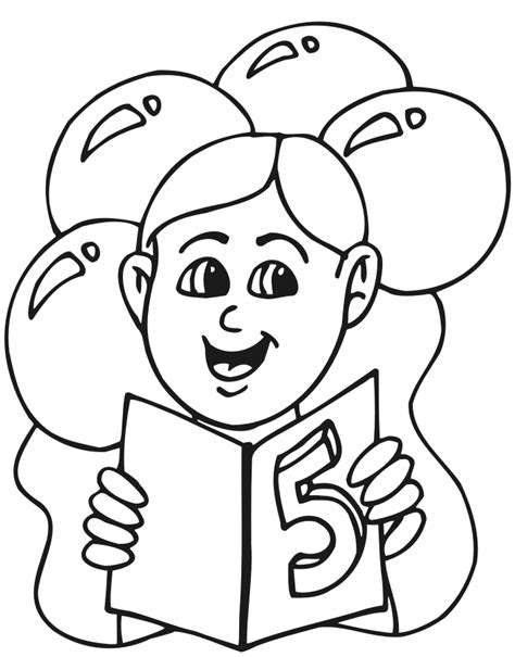 birthday coloring pages for 4 year olds birthday card coloring pages coloring home