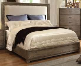 ash bedroom furniture antler natural ash bedroom set from furniture of america