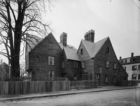 The House Of Seven Gables by A Visit To Salem S House Of The Seven Gables Part Two The Turner Ingersoll Mansion