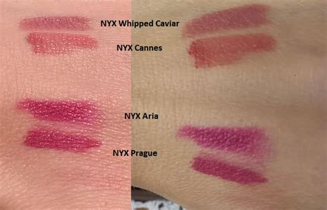 nyx soft matte lip ingredients nyx professional makeup soft matte lip all reviews
