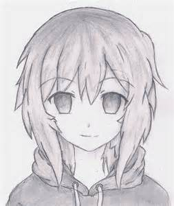 drawing myself anime style by regexx on deviantart
