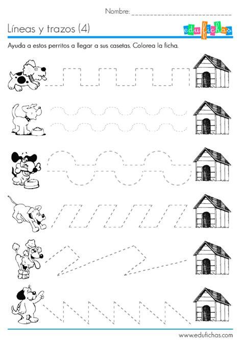 13 imprimir fichas educativas con ejercicios las letras ficha educativa con trazos complejos para repasar to