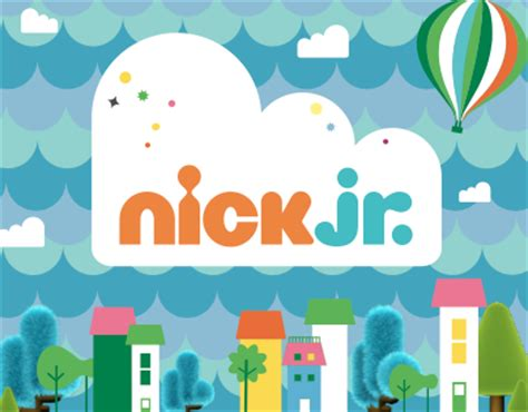 painting on nick jr nick jr commissioned on behance