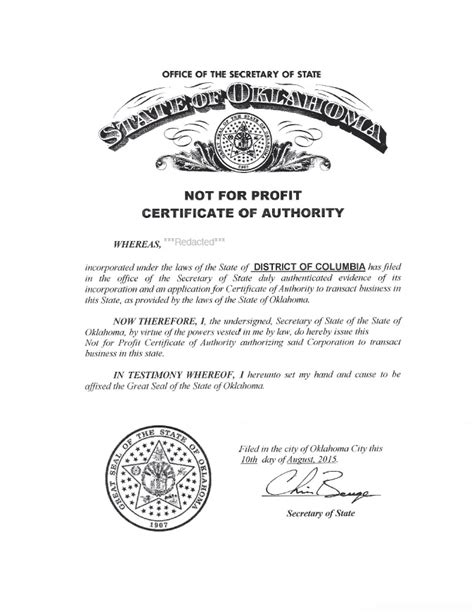 design certificate authority sle certificate of good standing supplier choice image