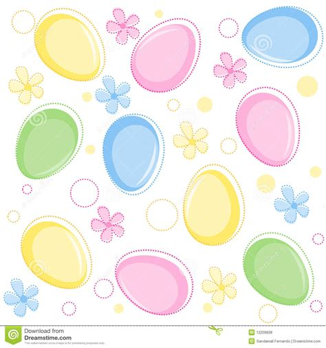 easter pattern background easter pattern seamless background royalty free stock