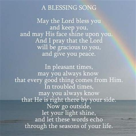 A Wedding Blessing Song a blessing song free ecards greeting cards
