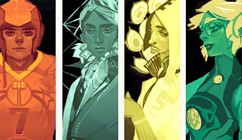 transistor wiki characters transistor characters 28 images transistor by ex trident on deviantart characters