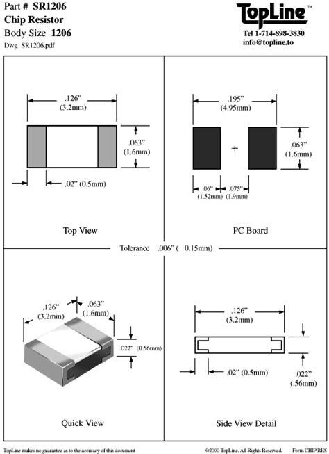 Resistor Smd 1206 330 Ohms - 1/4w 5% Arduino 100pçs - R
