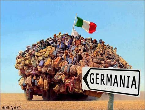 lavorare in belgio con carta di soggiorno italiana l europa invasa dai clandestini 232 bravissima a espellere