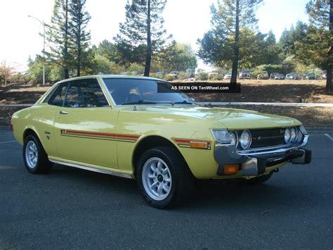 1973 Toyota Celica For Sale 1973 Toyota Celica