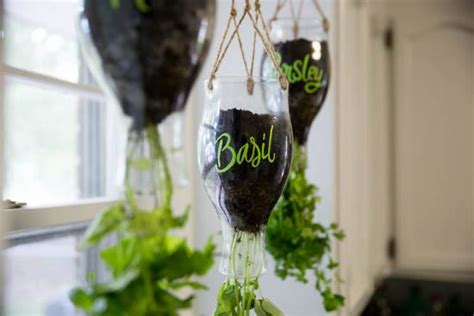diy hanging herb garden 35 creative diy indoor herbs garden ideas ultimate