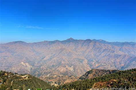 detailed mussoorie travel guide weather attractions