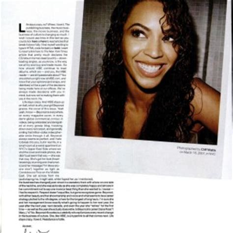 Beyonce On May Cover Of Vibe by Beyonc 233 Cover Article Scans Vibe Magazine June 2007