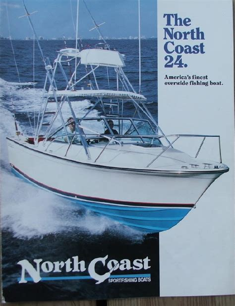 north coast express boats 1987 northcoast 24 twin outboards the hull truth
