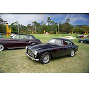 1960 Aston Martin DB2/4 MKIII Image Chassis Number AM300