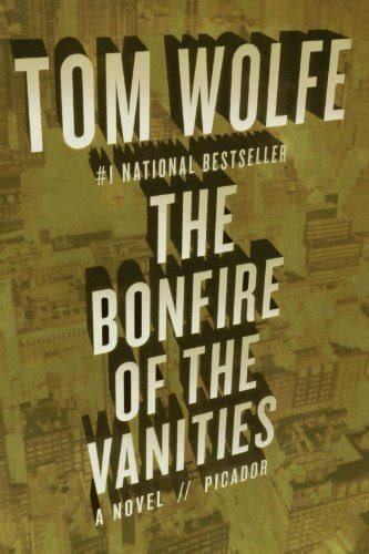 Bonfire Of The Vanities Book Review by 16 January 1988 Saturday What Happened On Takemeback To