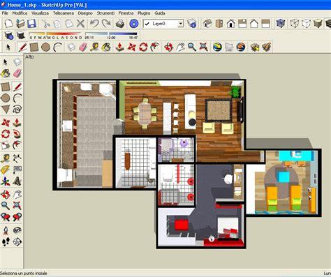 libreria sketchup omni data software per progettazione cad rivestimenti in
