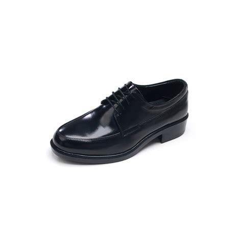 mens toe cow leather lace up dress shoes