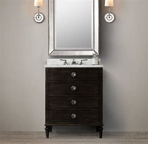 Restoration Hardware Maison Vanity by 1000 Images About Bathroom On