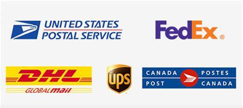 usps, fedex, ups, dhl shipping labels woocommerce