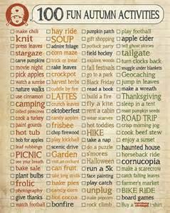 25 best ideas about fall bucket lists on pinterest