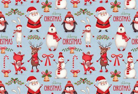 wallpaper merry christmas santa claus snowman celebrations christmas