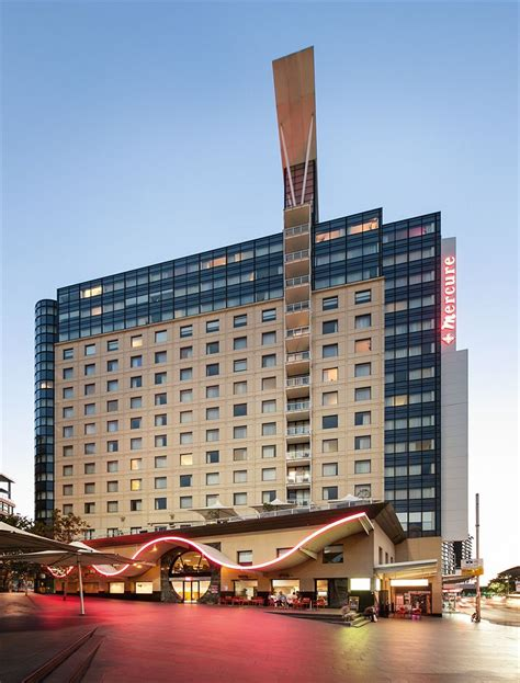 sydney inn mercure sydney in chippendale hotel rates reviews in