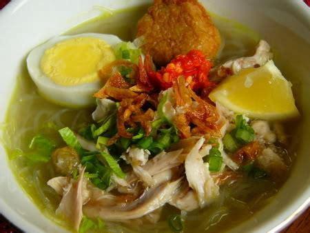 cara membuat soto ayam jawa timur resep masakan jawa timur soto kediri