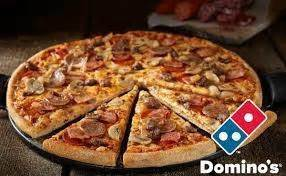 how many slices does a domino's medium pizza have? quora