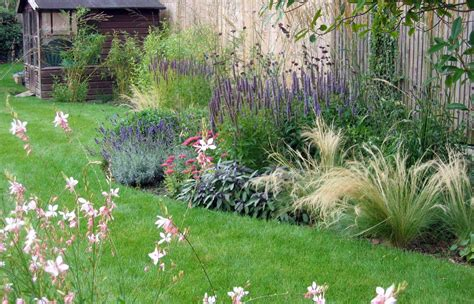 Cottage Garden Design Garden Design Surrey Grass Garden Design