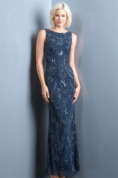 scala beaded gown scala 48784 beaded gown novelty