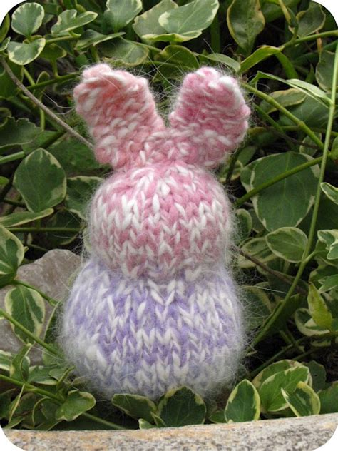 knitting pattern easter bunny easter archives natural suburbia