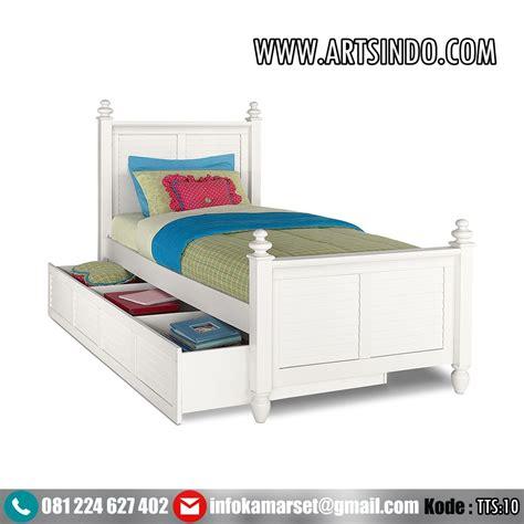 Kasur Sorong Untuk Anak jual tempat tidur sorong ranjang anak perempuan laki