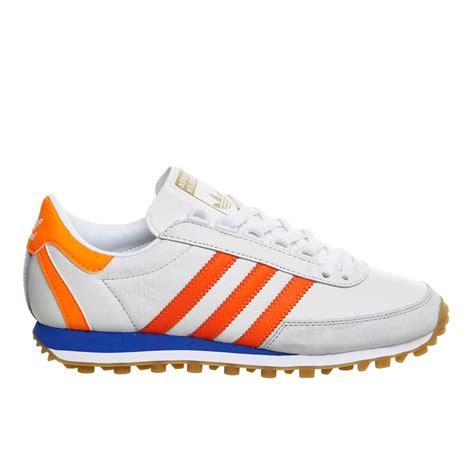 adidas jogger adidas nite jogger white solar orange natterjacks