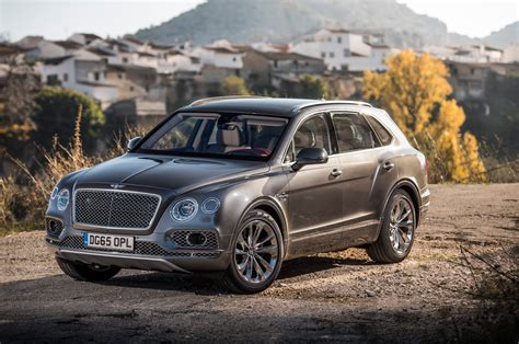 bentley bentayga grey bentley considering increasing production of bentayga suv