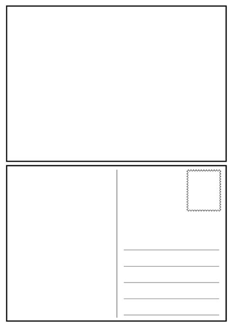 Card Design Templates Ks2 by 40 Great Postcard Templates Designs Word Pdf