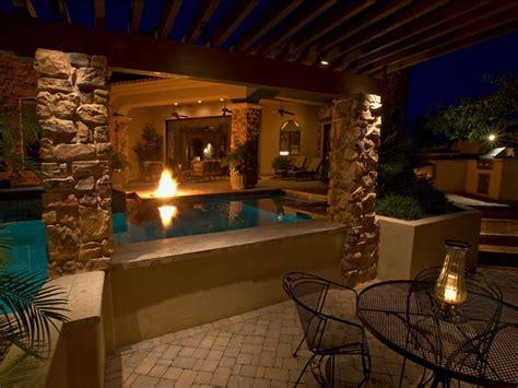 Backyard Designs With Inground Pools Swim Up Bars