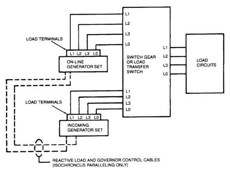 12 wire generator connection diagram wiring diagram