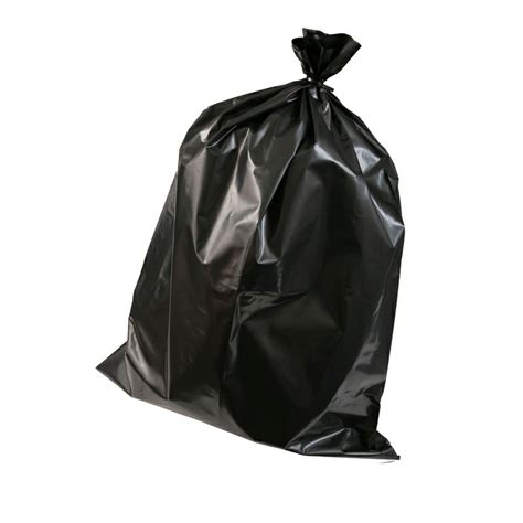 Bin Bag by 200 Heavy Duty Refuse Sacks Bin Bags 180g