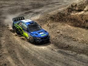 Subaru Impreza Rally Subaru Impreza Wrx Sti Rally Launch