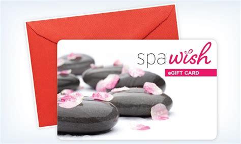 Redeem Groupon Gift Card - spawish egift cards spawish groupon