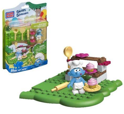 Figure Smurfs Isi 6 mainan lego lego kw murah banyak macam jakarta mainan