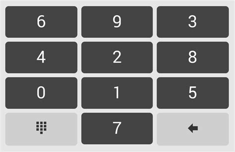 keyboard number tutorial is there anyway to customize number keyboard for ios not